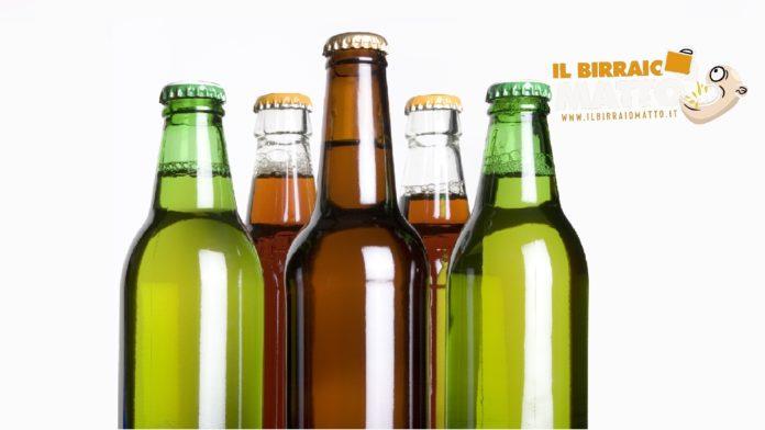 L'imbottigliamento della birra