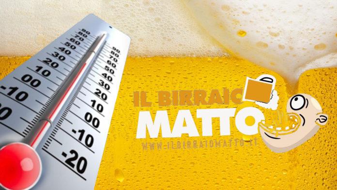 La Temperatura nella Birra