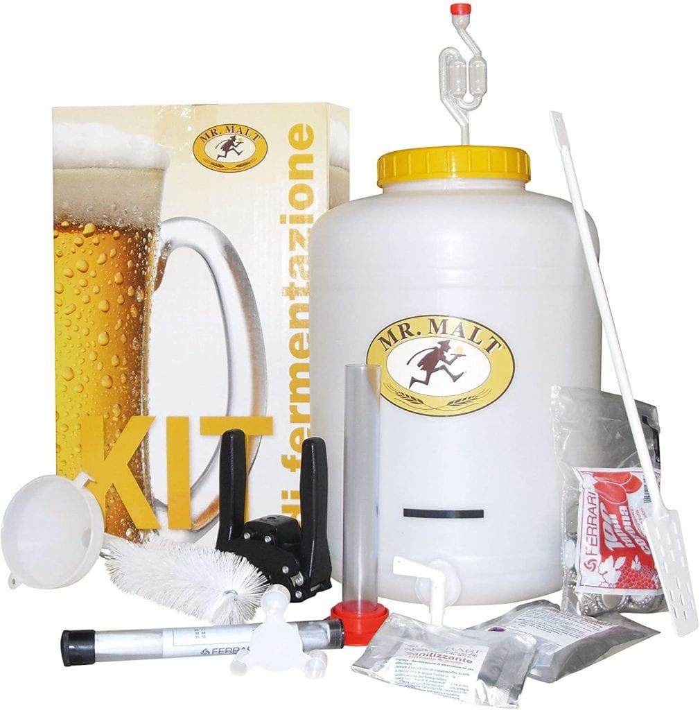 kit fermentazione mr malt