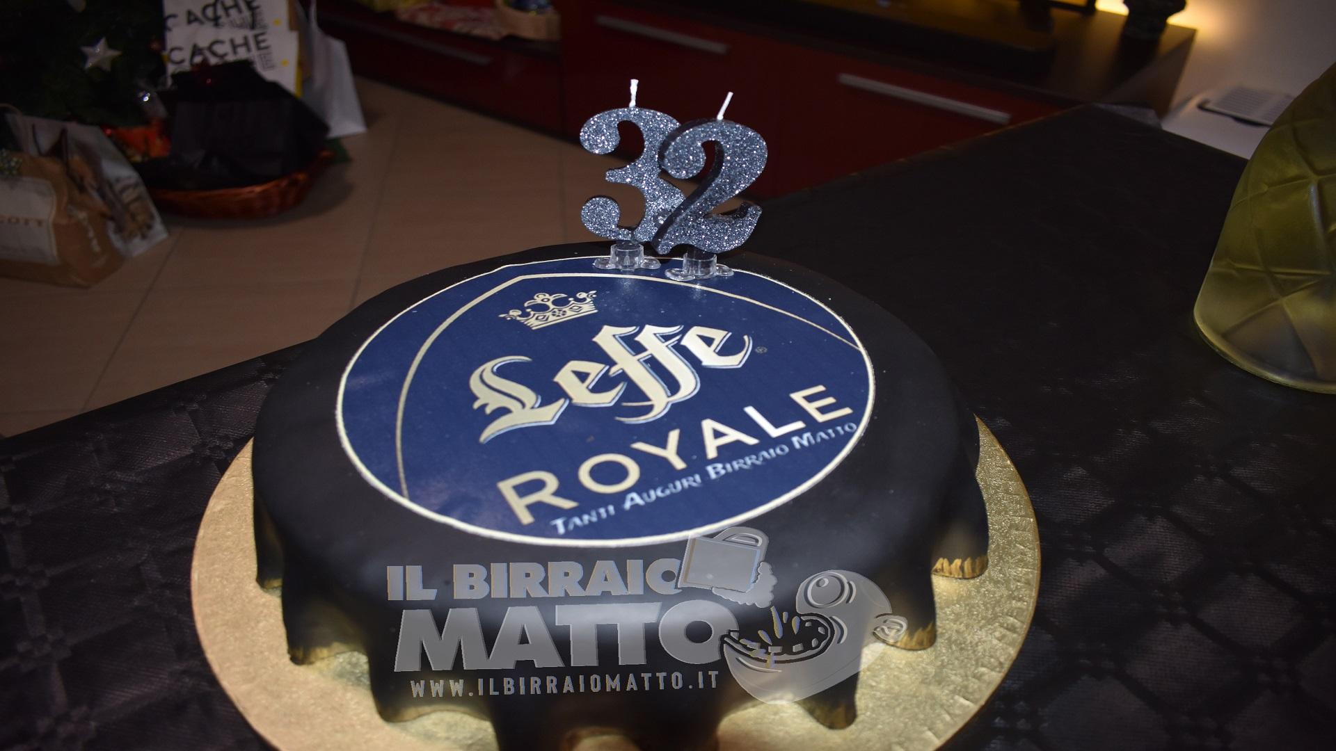 Esterno Torta alla Birra