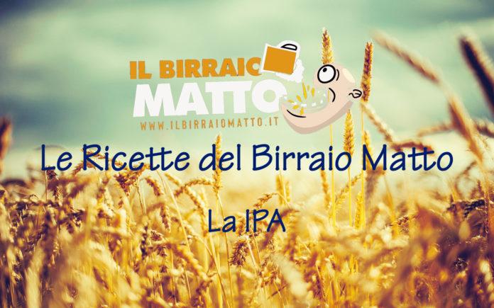 La IPA in All Grain