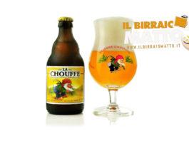 La Chouffe Blonde (tappo giallo)
