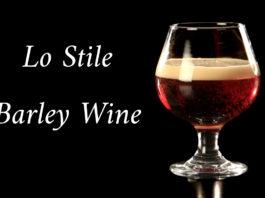 Lo Stile Barley Wine