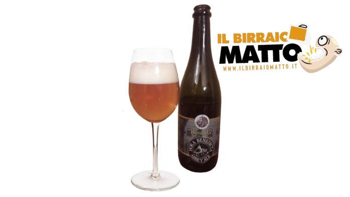 HORA BENEDICTA ABBEY ALE - La Blond Ale
