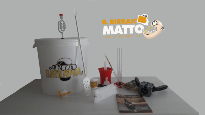 Kit Fermentazione Birramia