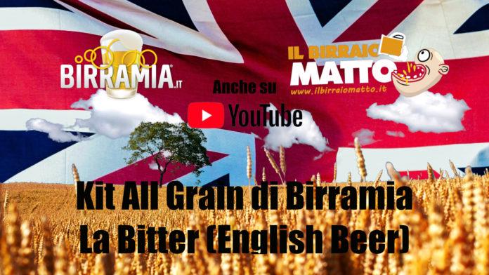 Kit All Grain di Birramia: Realizziamo la English Bitter (English Beer)