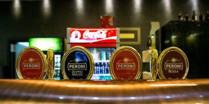 birra peroni vigevano