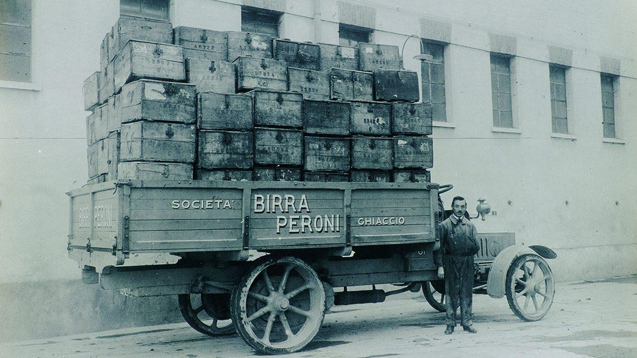 Carro Birra Peroni