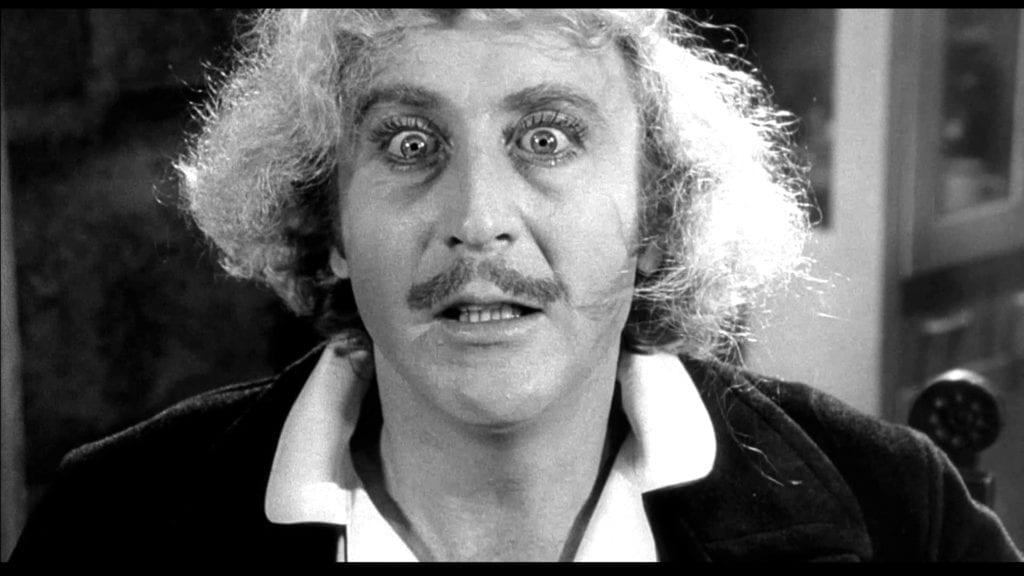Dottor Frankenstein (Gene Wilder)