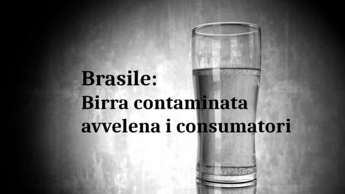 Birra Contaminata