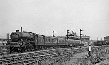 Stazione di Burton-Upon-Trent