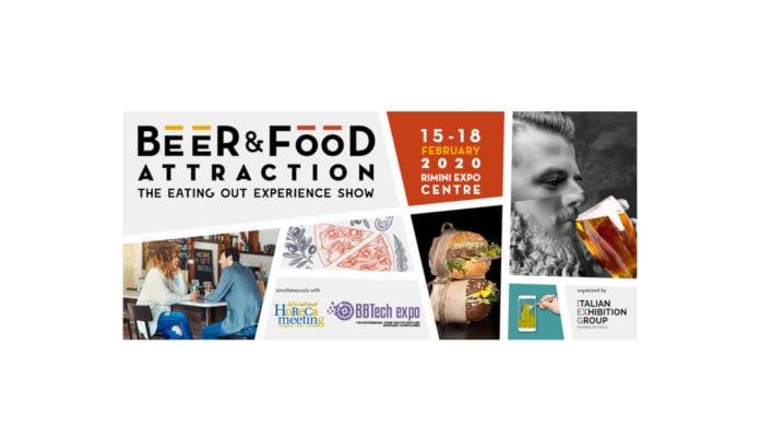 Beer&Food Attraction alla Fiera di Rimini 2020
