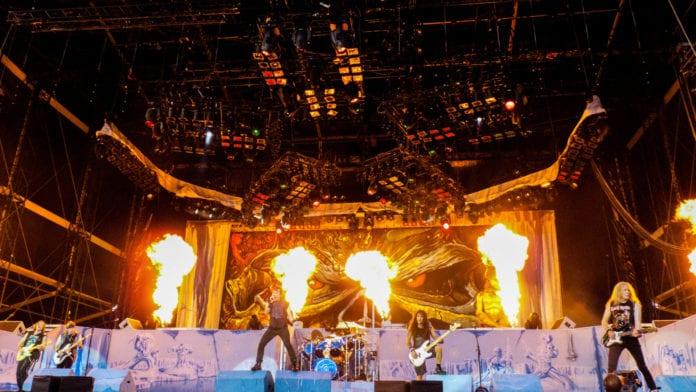 Birra Iron Maiden