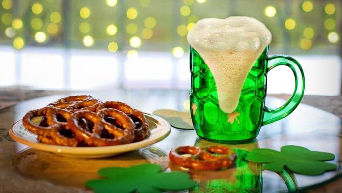 Festa di San Patrizio: dove la birra si colora di verde!