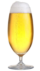 bicchiere di Berliner Weisse