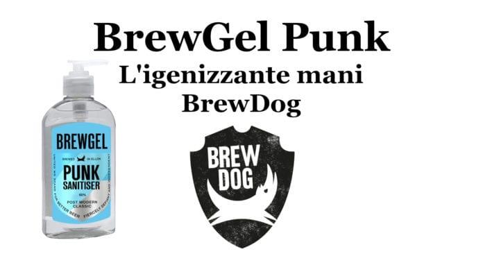 disinfettante BrewDog