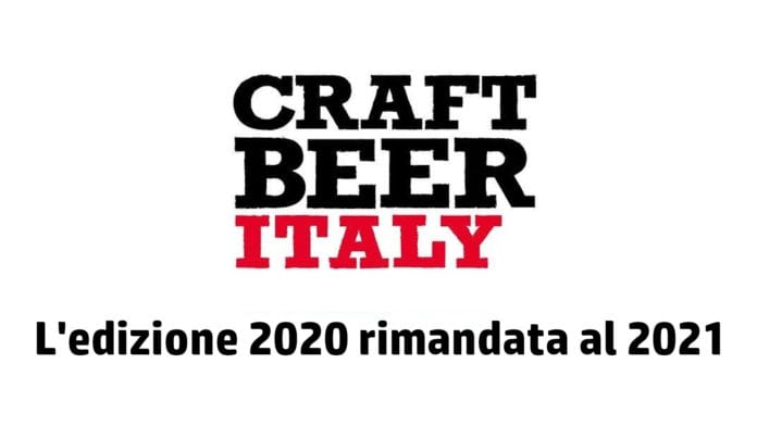 Craft beer italy 2020