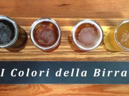 I colori della birra: tutti i dettagli del vasto arcobaleno birraio!