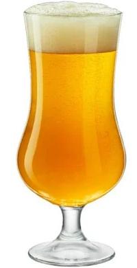 bicchiere di lambic ale