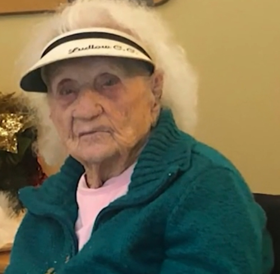 Guarita dal Coronavirus a 103 anni