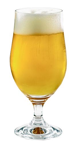 bicchiere di pale ale
