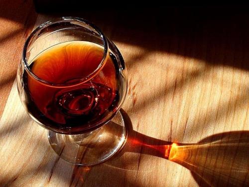 bicchiere di barley wine