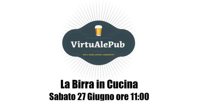VirtuAlePub presenta: Lo Chef della Birra