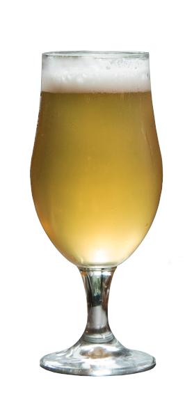 bicchiere di weissbier