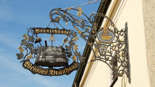 Weisses Bräuhaus di Kelheim