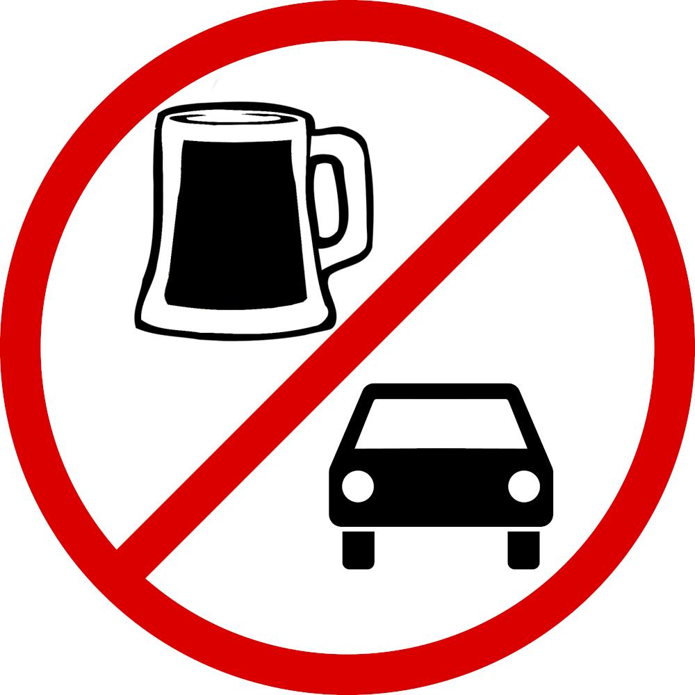 divieto bere e guidare