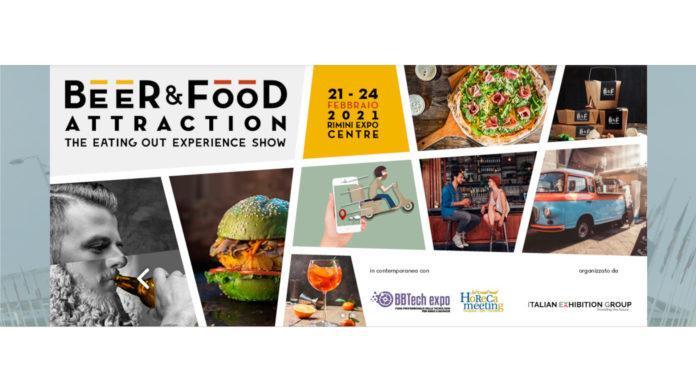 Beer&Food Attraction 2021: La rivincita del mondo della birra e del food!