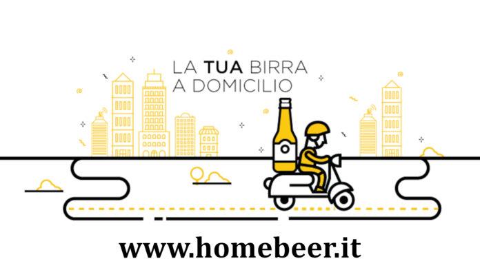 Home beer: Il delivery delle birre artigianali nuovamente in crowdfunding