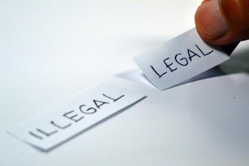 legale o illegale