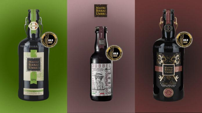Meininger Craft Beer Award 2020: Mastri Birrai Umbri si aggiudica tre ori