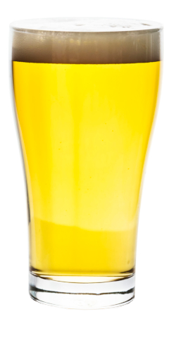 bicchiere di pilsner