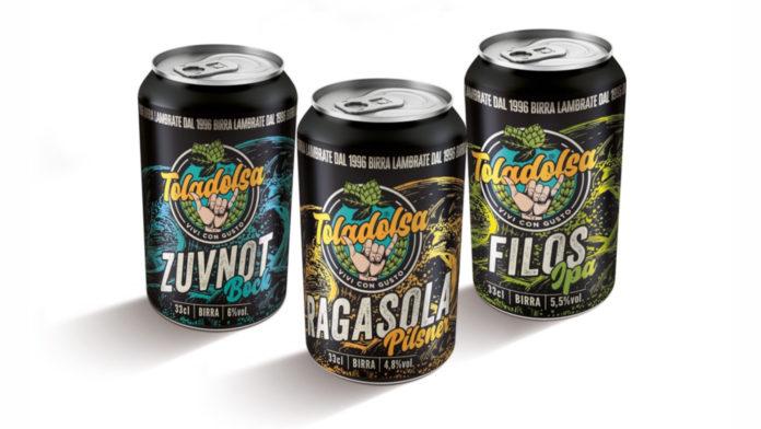 Toladolsa: La birra che prende la vita dolce e con filosofia!