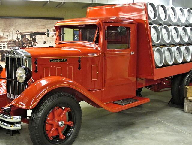 camion distribuzione