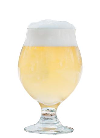 bicchiere di blanche