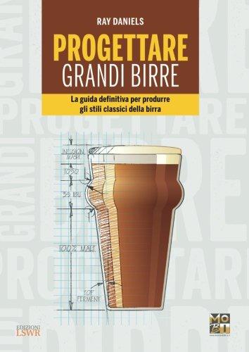 libro progettare grandi birre