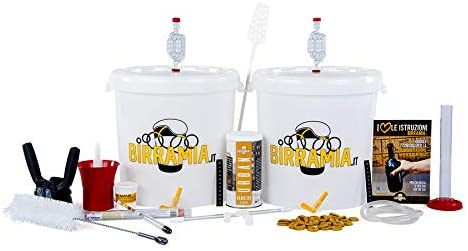 kit di fermentazione birramia