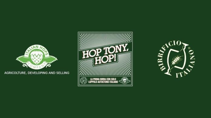 Hop Tony, Hop! La prima birra con solo luppolo autoctono italiano