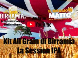 Kit All Grain di Birramia: La ricetta della Session IPA