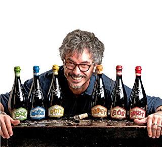 Teo Musso con birre