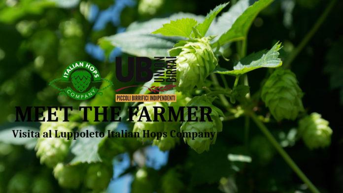 Meet the Farmer: il tour al luppoleto organizzato da Unionbirrai