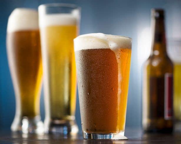 selezione di birre
