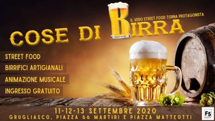 Cose di Birra: il festival birraio di Grugliasco