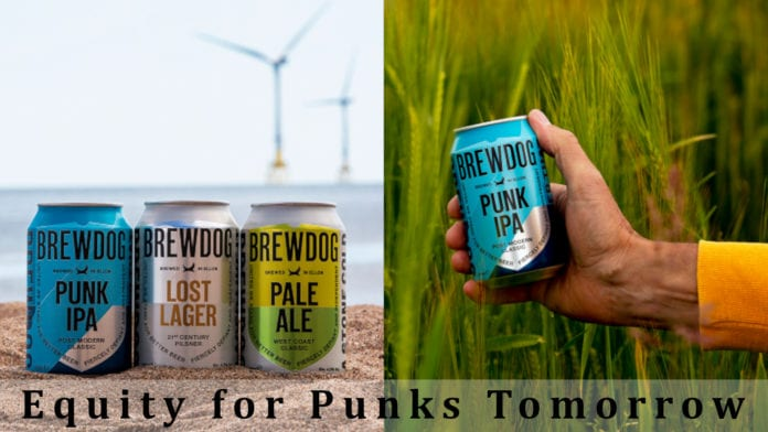 Equity for Punks Tomorrow: l'ultimo crowdfunding di Brewdog