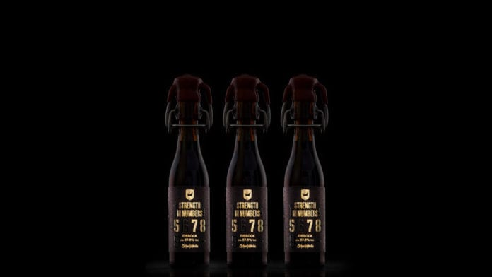 Strength in Numbers: La gara tra Brewdog e Schorsch culmina a 57,8 %vol