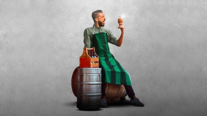 La Nazionale vuole Ciccio Caputo, e lui festeggia producendo una birra