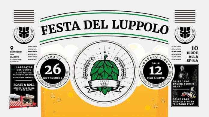 Festa del Luppolo: a Soragna, la giornata che omaggia questo ingrediente!